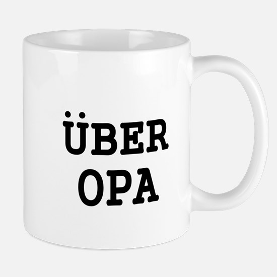 UBER OPA Mug