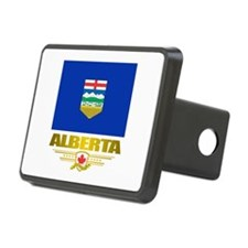 Alberta Flag Hitch Cover