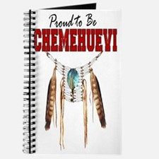 Proud to be Chemehuevi Journal