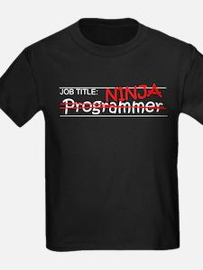 Job Ninja Programmer T