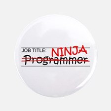 "Job Ninja Programmer 3.5"" Button"