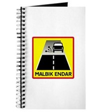 End Of Tarred Road - Iceland Journal