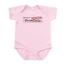 Job Ninja Principal Infant Bodysuit