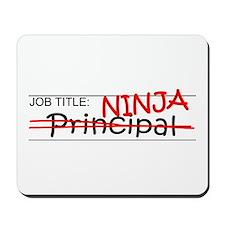 Job Ninja Principal Mousepad