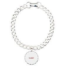 Job Ninja Principal Charm Bracelet, One Charm