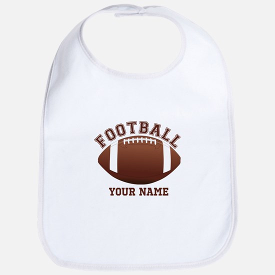 Personalized Name Footbal Bib