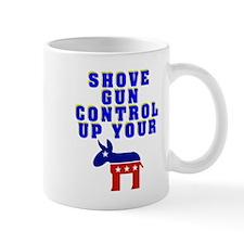 Shove Gun Control Mug