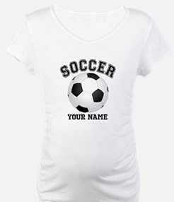 Personalized Name Soccer Shirt