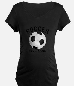 Personalized Name Soccer T-Shirt