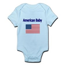 American Baby Body Suit