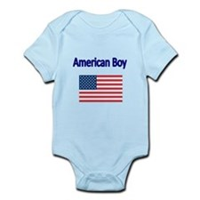 American Boy Body Suit