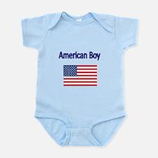 American Boy Body Suit