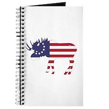 Betsy Ross Flag Moose Journal