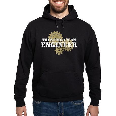 Trust Me I'm An Engineer Hoodie (dark)