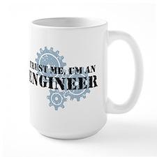 Trust Me I'm An Engineer Mug