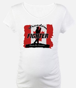 Canadian Freedom Fighter Shirt