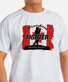 Canadian Freedom Fighter T-Shirt