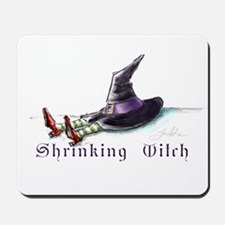 Shrunk Witch title2.png Mousepad