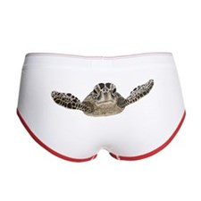 Sea turtle Women's Boy Brief