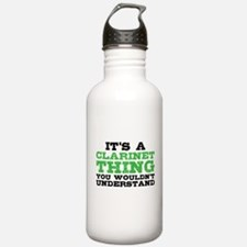 It's a Clarinet Thing Water Bottle