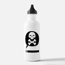 Death Stick Sports Water Bottle
