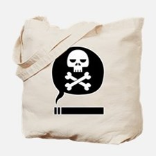 Death Stick Tote Bag