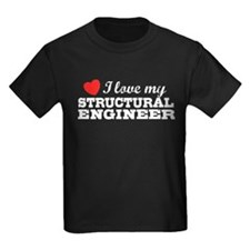 I Love My Structural Engineer T
