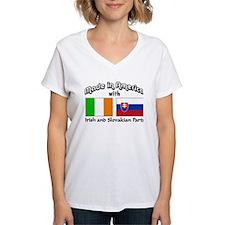 Irish-Slovakian T-Shirt