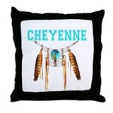 American indian throw pillows Throw Pillows