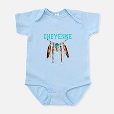 Proud to be Cheyenne Onesie