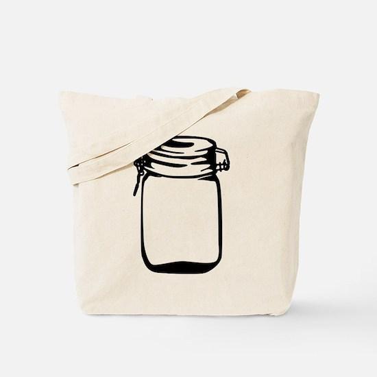 Jar Tote Bag