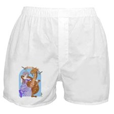 Happy Dragon Boxer Shorts