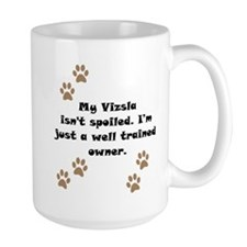 Well Trained Vizsla Owner Mug