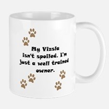 Well Trained Vizsla Owner Small Mug