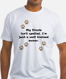 Well Trained Vizsla Owner T-Shirt