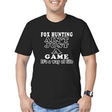 Fox Hunting ain't just a game T