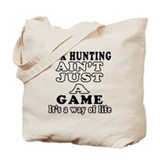 Fox Hunting ain't just a game Tote Bag