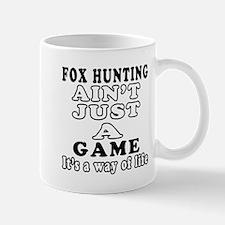 Fox Hunting ain't just a game Mug