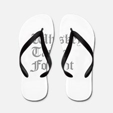 whiskey-tango-foxtrot-old-l-gray Flip Flops