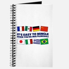 Its Easy to Mingle Journal