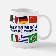 Its Easy to Mingle Mug