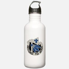 2nd Infantry Division - DUI Water Bottle