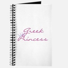 Greek Princess Journal