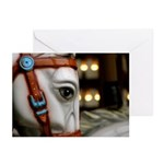 The Horse's Eye Greeting Cards (Pk of 10)
