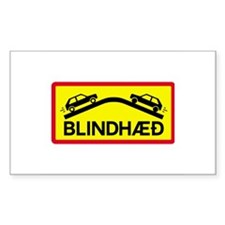 Blind Rise - Iceland Rectangle Decal