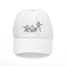 Choose your weapons! Baseball Baseball Cap
