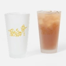 Army band Drinking Glass