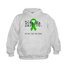 Cute Lyme disease Hoodie