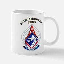 XVIII Airborne Corps - DUI Mug