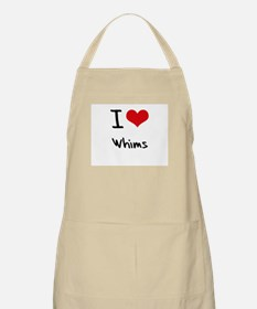 I love Whims Apron